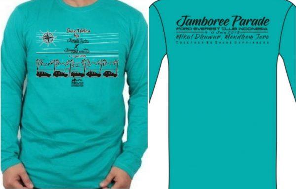 Kaos Jambore Nasional ( Lengan Pendek)